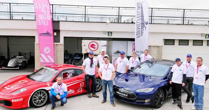 Firmen-Event Motorsport Erlebnisse auf der Rennstrecke FORMELFEELING