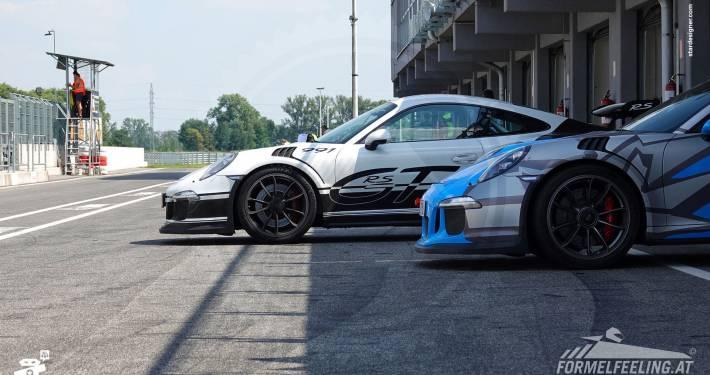 Trackdays für Porschefahrer