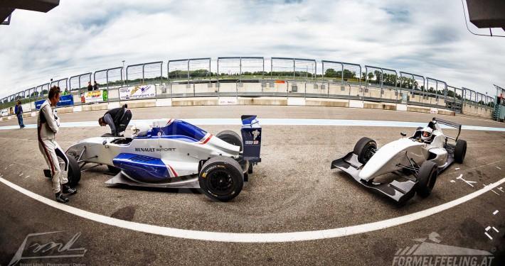Exklusiver Testtag / Trackday für Formel-Rennwagen am Slovakiaring von FORMELFEELING