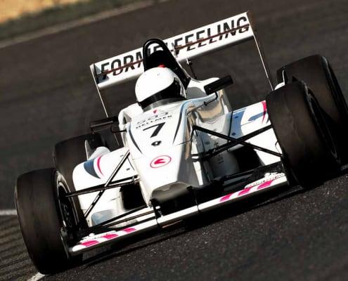 Formel fahren Top Rennwagen Erlebnisse von FORMELFEELING