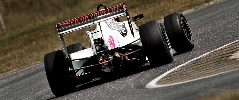 Rennwagen selbst fahren - Formel-1 Feeling für Sie und Ihn - FORMELFEELING