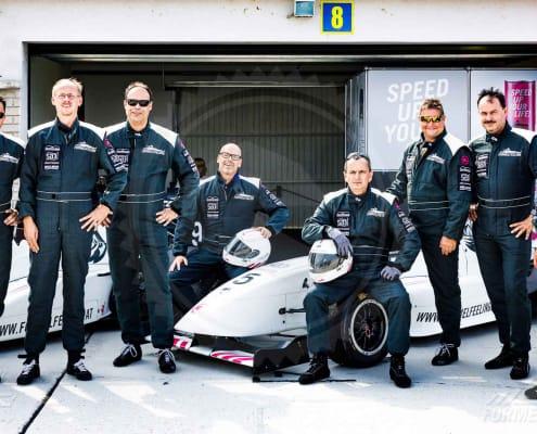 Formel-Rennwagen fahen - Top-Erlebnis - Formel selber fahren Pannoniaring