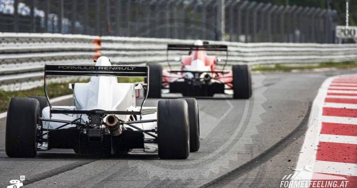 Formel fahren am Slovakiaring - Trackday für Formelfahrzeuge - FORMELFEELING