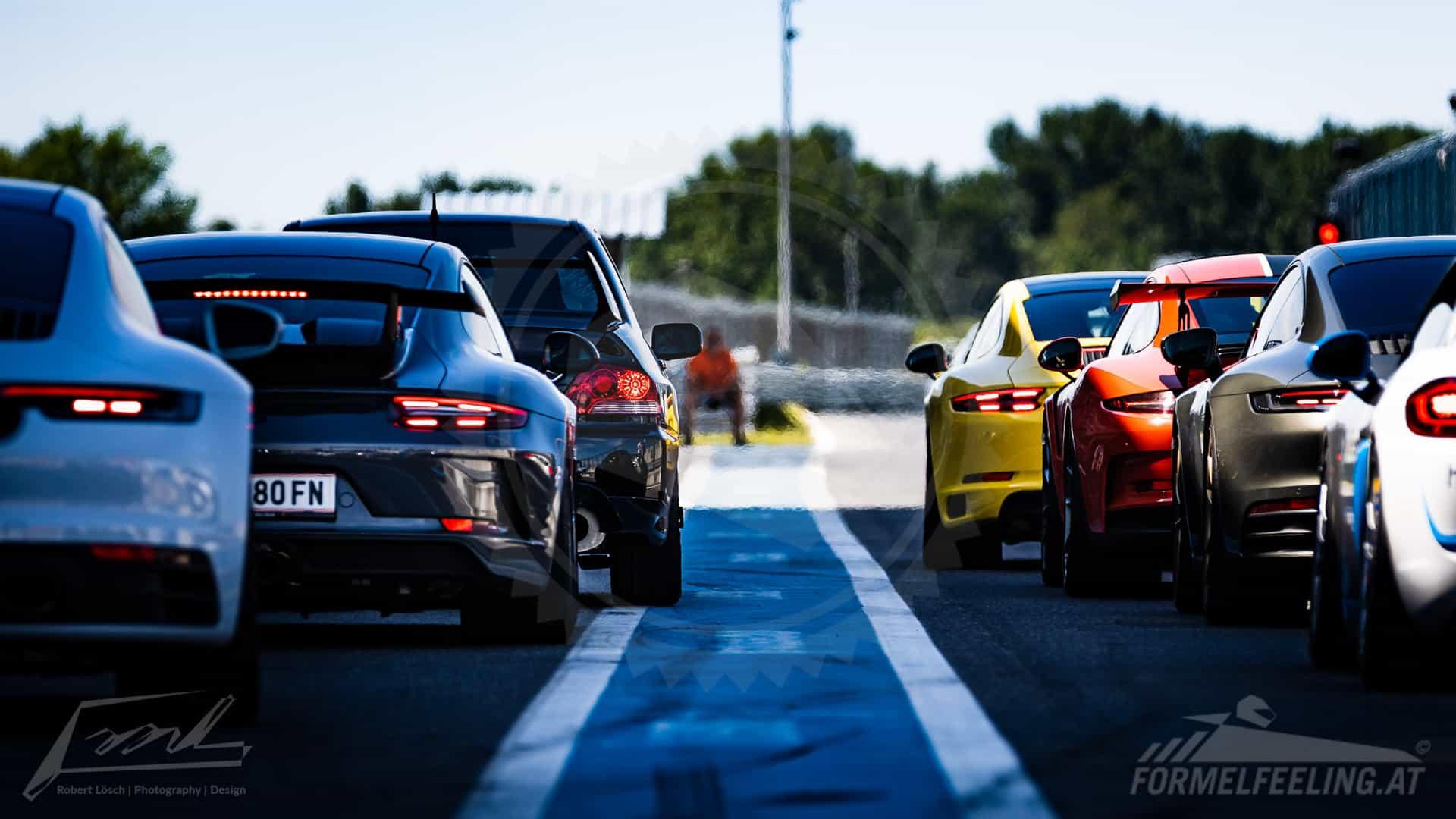 Trackday für Sportfahrer