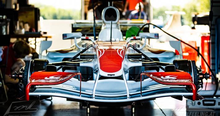 Exklusive Trackdays für Formel-Fahrzeuge