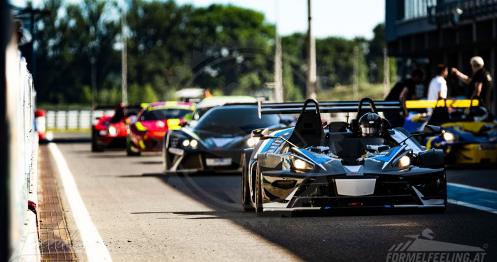 Exklusive Trackdays für GT-Fahrzeuge