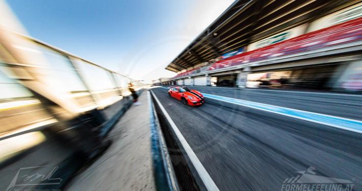 Exklusive Trackdays von Formelfeeling am Slovakiaring